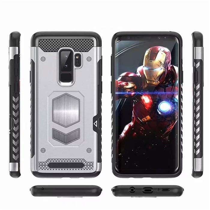 For Samsung Galaxy S7 EDGE S8 S9 S10 Plus E S10E NOTE 5 8 9 Magnetic Armor Case for A5 J3 J5 J7 2017 A7 A9 A6 A8 Plus J4 J6 2018 Samsung Case