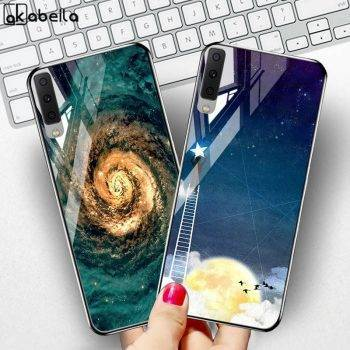 Case For Samsung Galaxy A7 2018 Cases Star Space Samsung A6 A8 Plus 2018 J4 J6 J8 J2 Prime Core J7 2017 A5 Covers Samsung Case