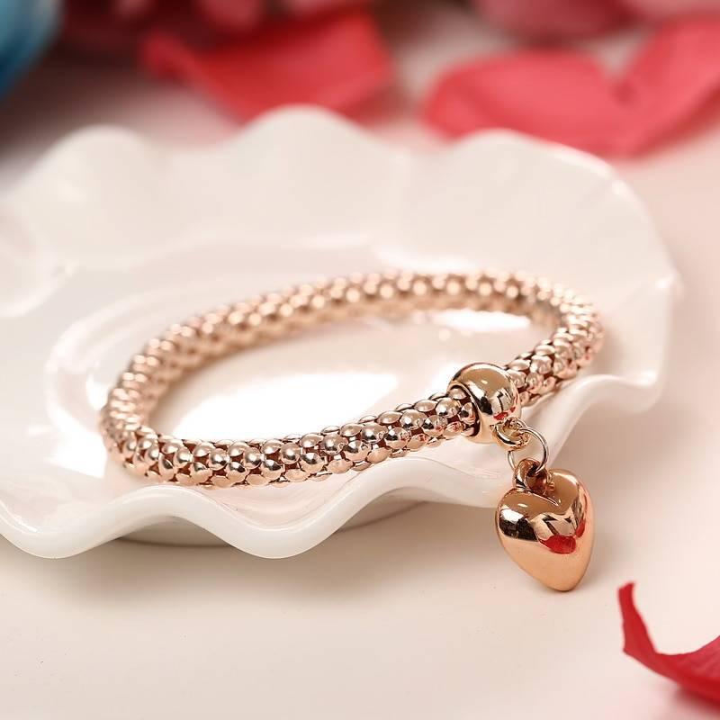 3 Pcs/Set Crystal Owl Heart Charm Bracelets & amp; Bangles Gold/Silver Plated Elephant Anchor Pendants Rhinestone Bracelets For Women Bracelets