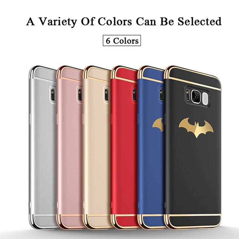 Luxury Case For Samsung Galaxy A3 A5 A7 2017 J3 J5 J7 J2 Prime Hard Cover Phone Case For Samsung S10 A6 A8 Plus A7 A9 2018 Coque Samsung Case