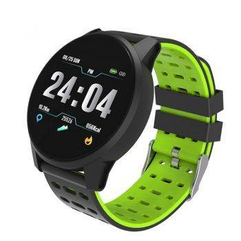 Sport Smart Watch Men Women Blood Pressure Waterproof Activity Fitness tracker Heart Rate Monitor Smartwatch GPS Android ios Men's Watches