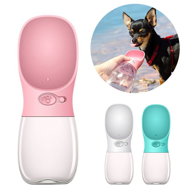 Portable Pet Dog Water Bottle For Small Large Dogs Travel Puppy Cat Drinking Bowl Outdoor Pet Water Dispenser Feeder Pet Product Dog's Accessories