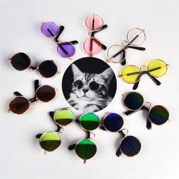 Hot Sale Dog Pet Glasses For Pet Products Eye-wear Dog Pet Sunglasses Photos Props Accessories Pet Supplies Cat Glasses Cat's Accessories