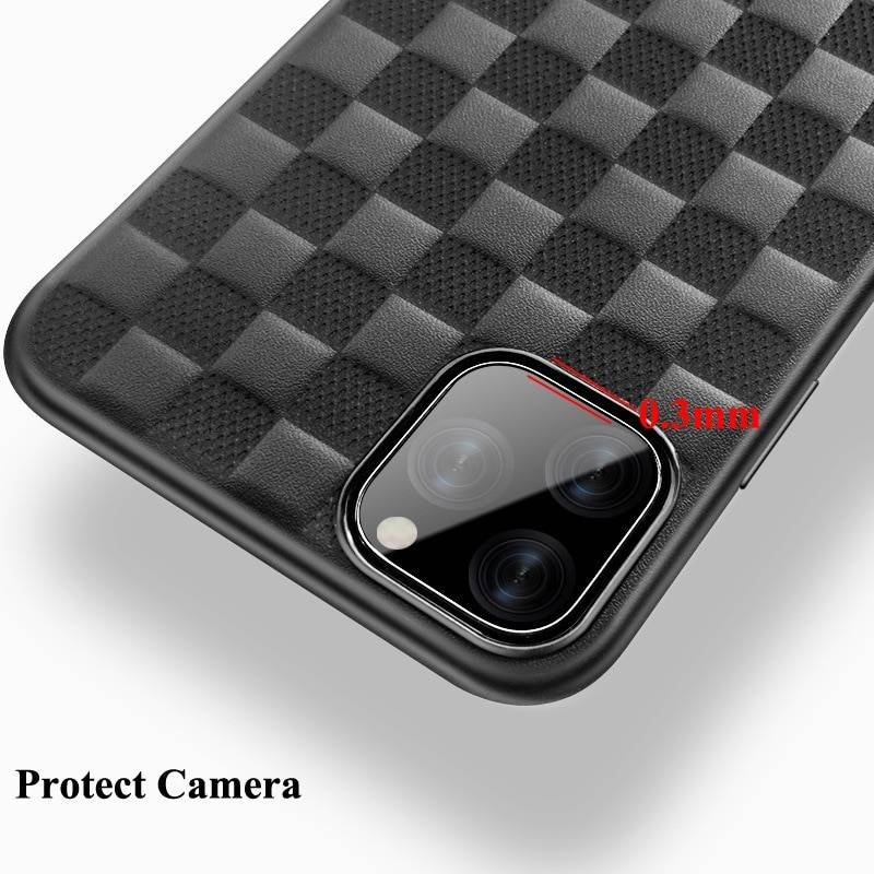 for iPhone 11 Pro Max 11Pro Case Weave Art Anti-knock Case Cover for iPhone Pro Max 11 2019 5.8 6.1 6.5 Cover Funda Shell iPhone Case Phone Bags & Cases