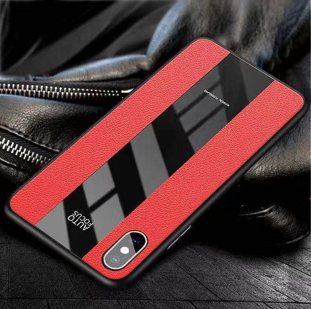 Deluxe Vintage PU Leather Case with Strap For iPhone X XR XS Max Ultra Thin Silicone Shockproof Case For IPhone MAX XR XS Case iPhone Case Phone Bags & Cases