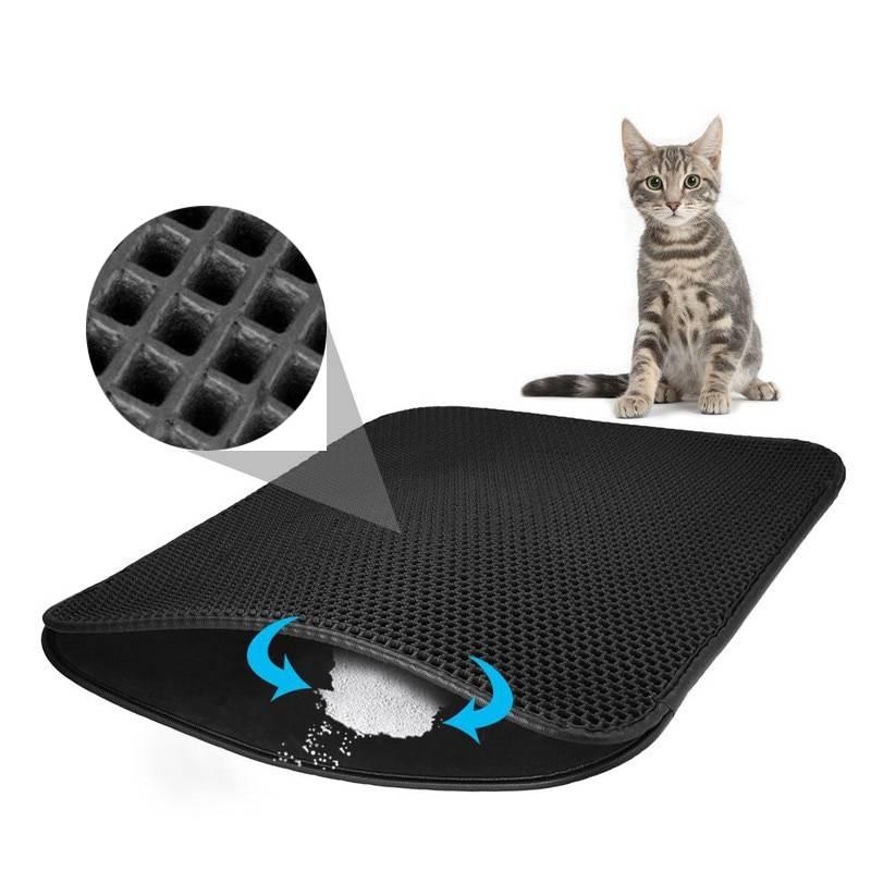 Waterproof Pet's Litter Mat Cat's Accessories