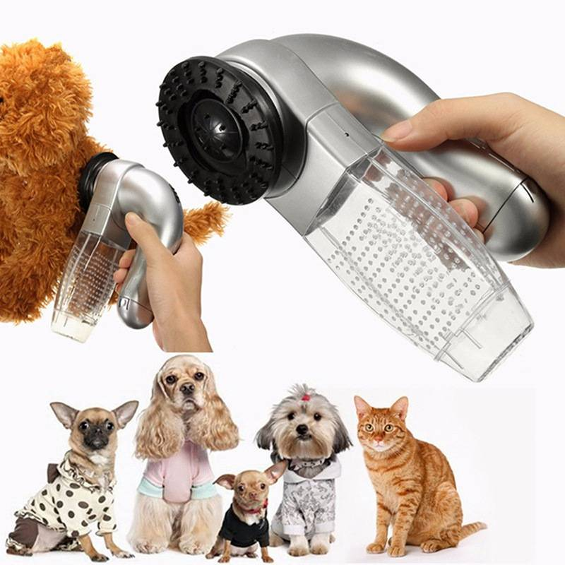 Electric Dog Vacuum Cleaner Dog's Accessories