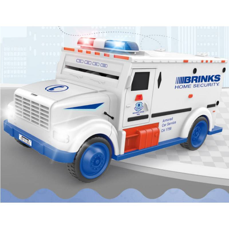 Fingerprint Password Cash Truck Car Piggy Bank Kids Money Box Coin Paper Bank Safe Saving Storage Box Alcancias Music Toy Gift Car Accessories
