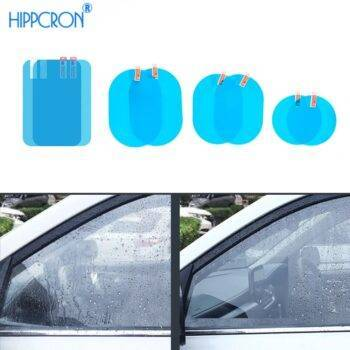 Car Anti-Fog Rear Mirror Sticker Car Accessories