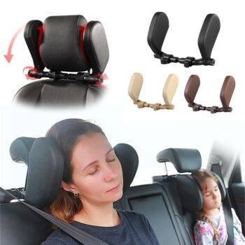 Car Seat Headrest Pillow Headrest Travel Rest Neck Pillow Neck Support Pillow Support Solution Car Accessories For Car Car Accessories